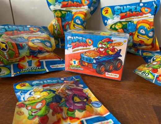 Win a selection of SuperZings Series 2