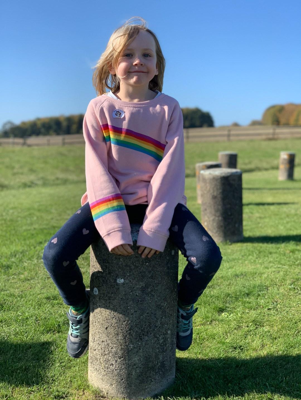 visiting Woodhenge