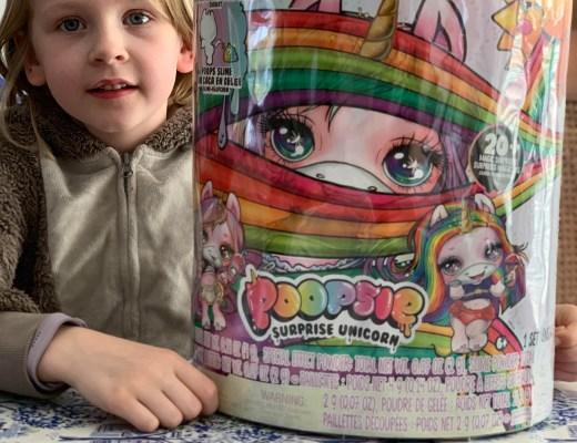 Poopsie Unicorn Slime Surprise unboxing