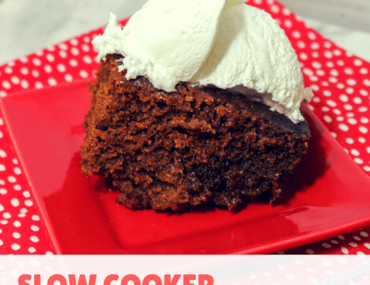 Slow cooker gingerbread recipe