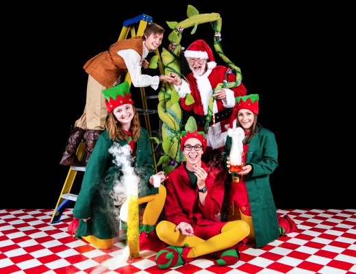 Santa & the Elves Christmas Experience at Winchester Science Centre