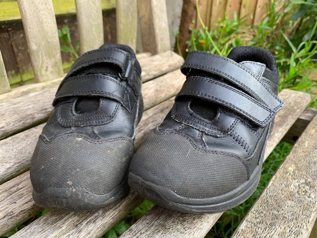 Treads shoes after 5 months of use