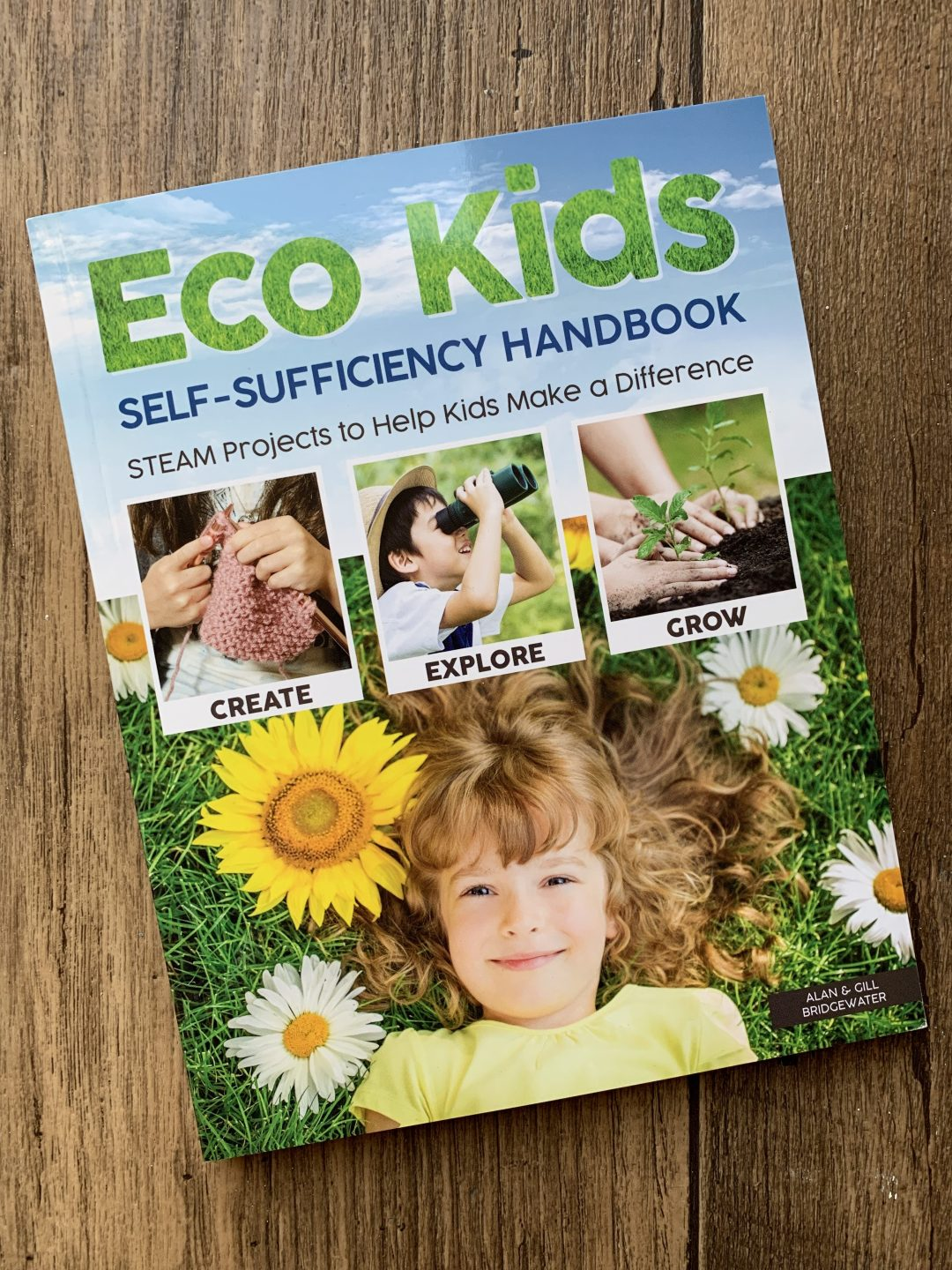 Eco Kids Self-Sufficiency Handbook review