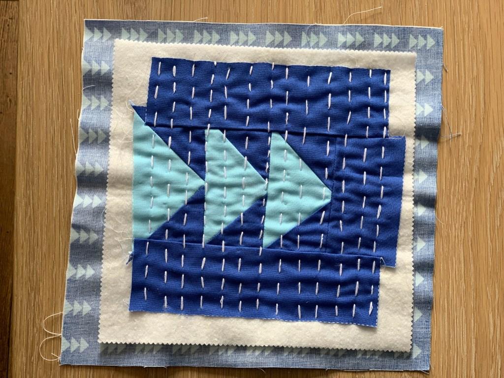 Moda Matchbox Quilt No. 3