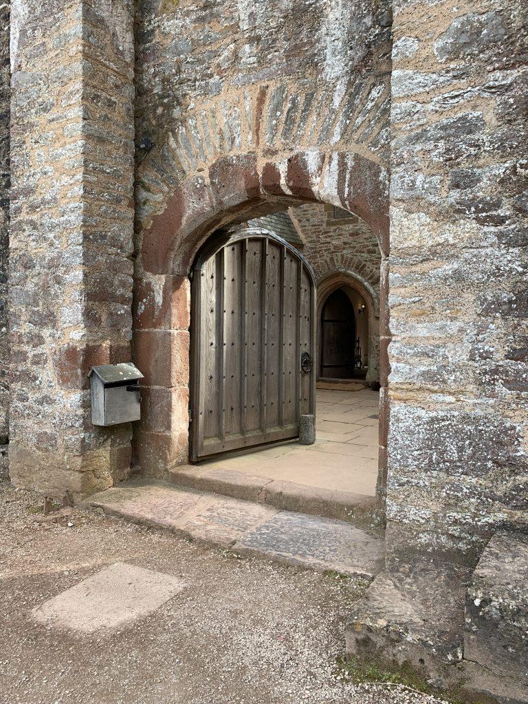 inside Compton Castle