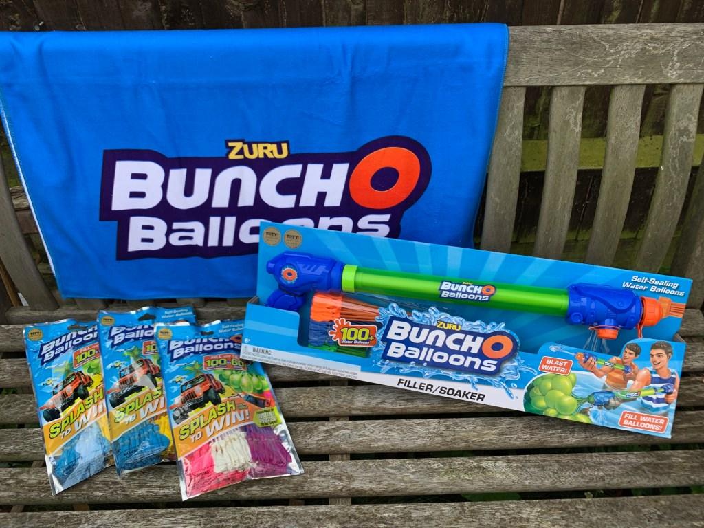 Bunch o Balloons toys