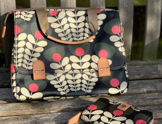 Orla Kiely Bunch of Stems bag
