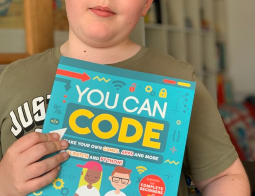 You Can Code book cover