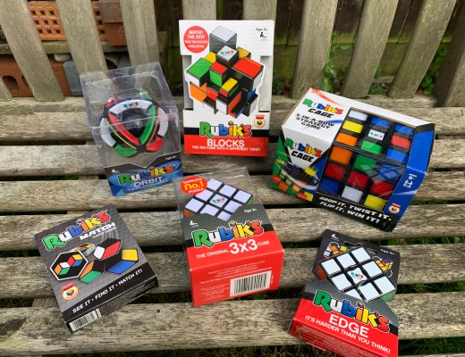 Summer fun with Rubik's