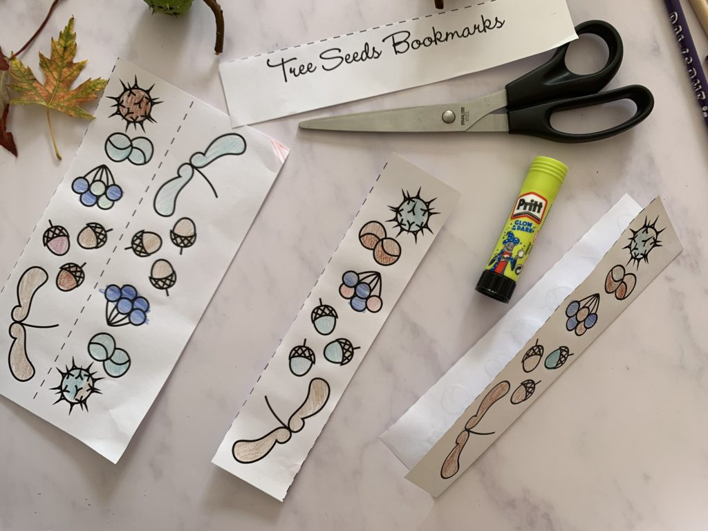 how to make bookmarks
