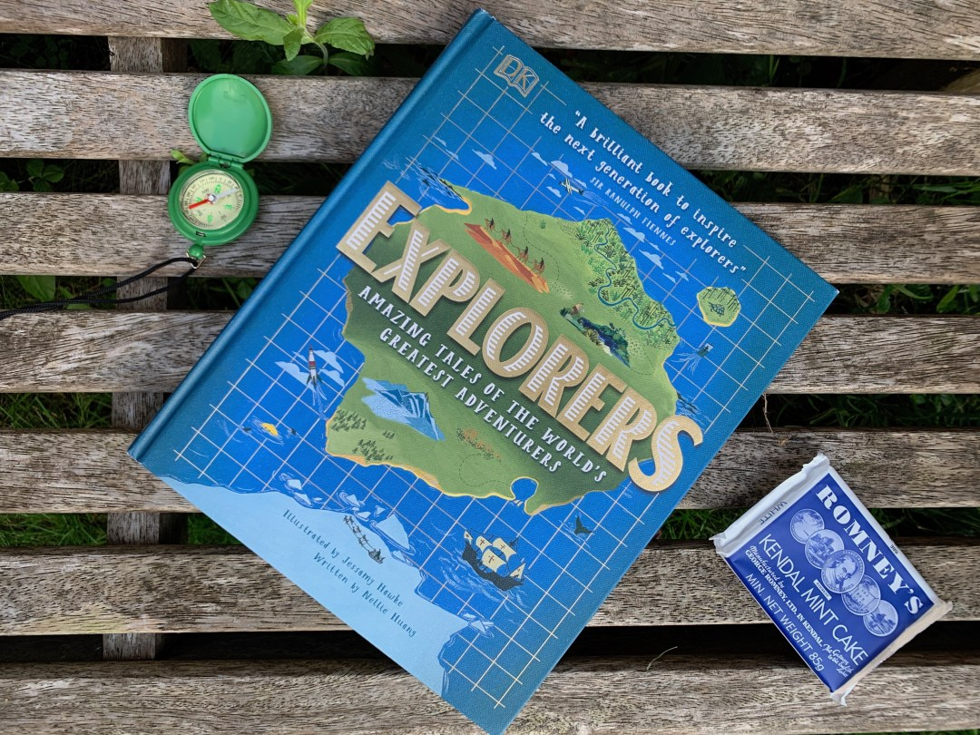 Explorers: amazing tales of the world's greatest adventurers