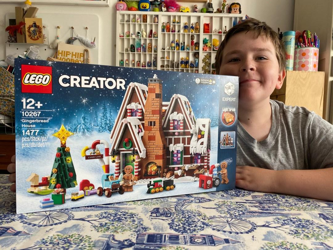 Lego Creator Expert Gingerbread House