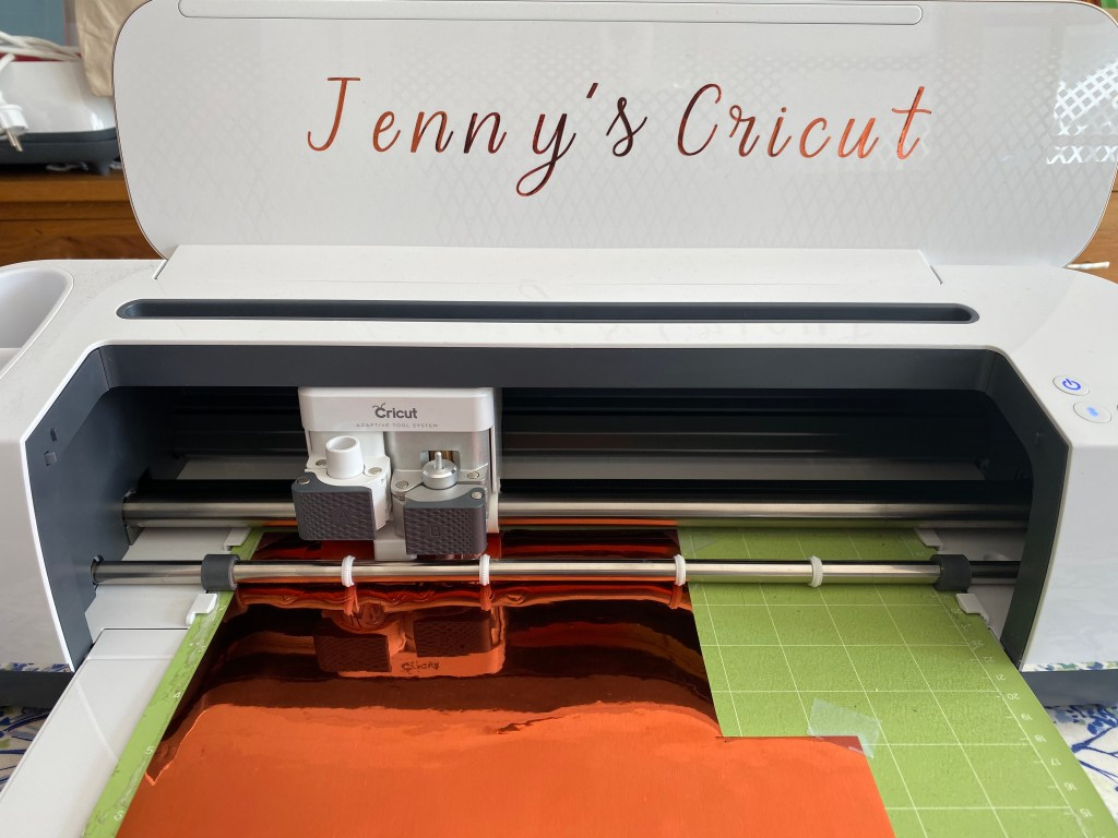 Cricut Maker cutting machine