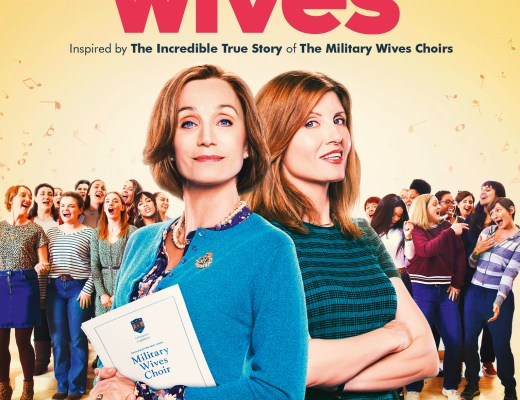 Win a copy of Military Wives on DVD