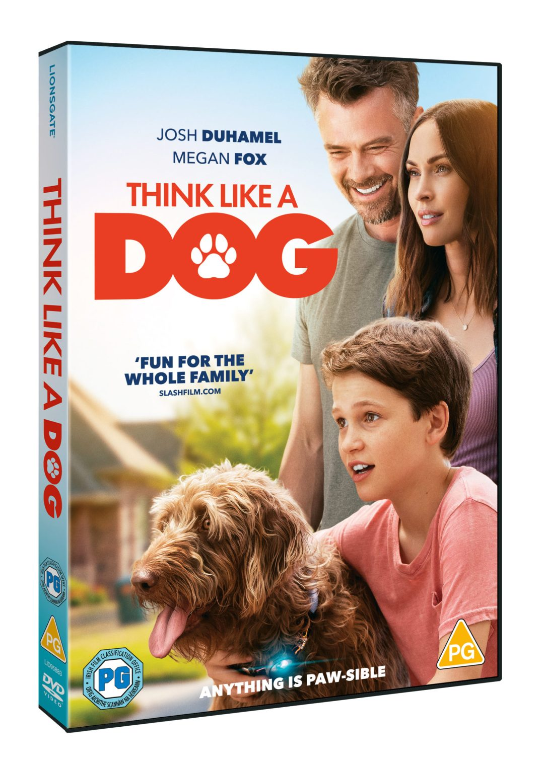 Win Think Like a Dog on DVD