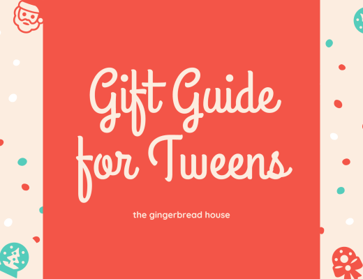 Christmas gift guide for tweens 2020