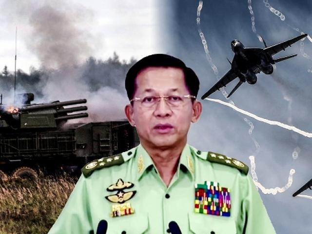 Russian imprints in a military coup in Myanmar
