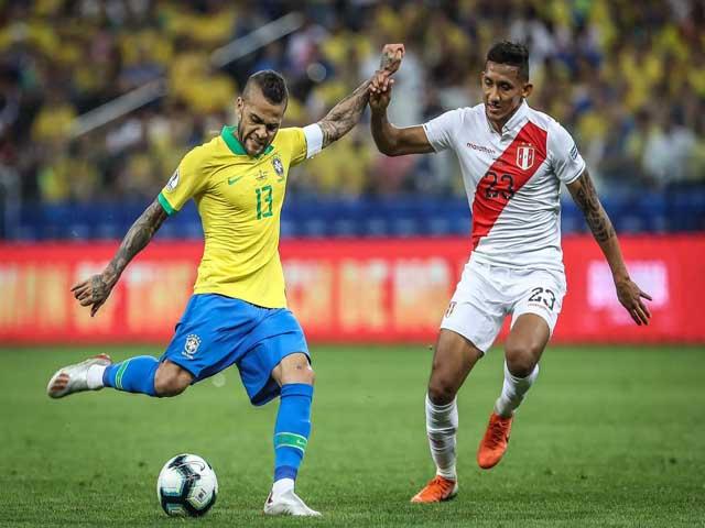 Trực tiếp bóng đá Brazil - Peru: Cơ hội liên tiếp