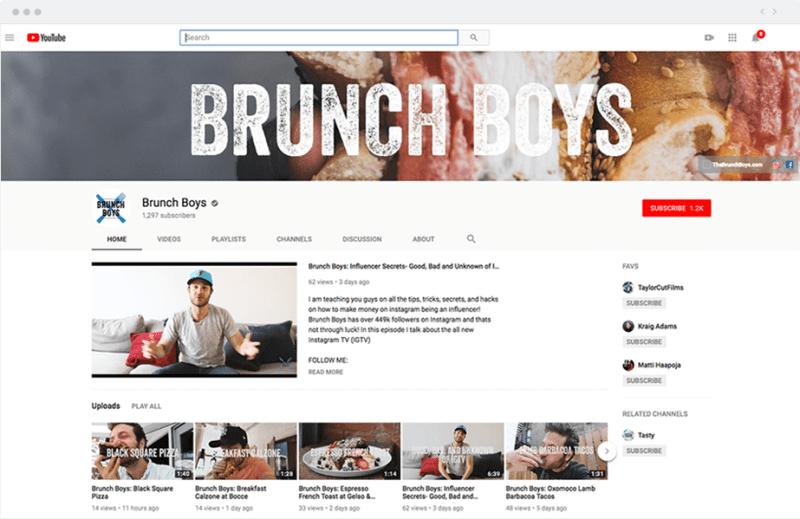 Wix: Hoe een succesvolle YouTuber te worden