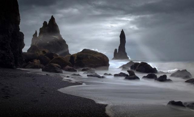Sumptuous wild iceland landscape by Wix photographer Martin Erwann