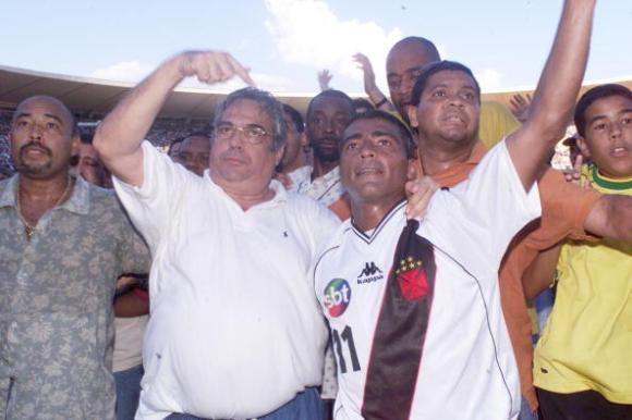Vasco e SBT na Copa João Havelange