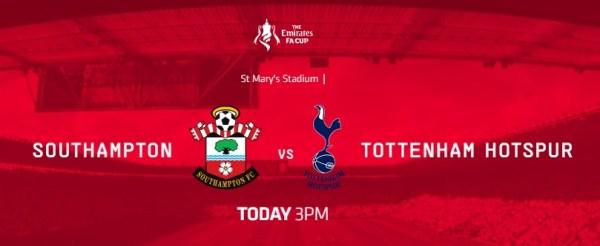 Southampton x Tottenham: Como assistir ao jogo da Copa da Inglaterra AO VIVO online | Torcedores.com