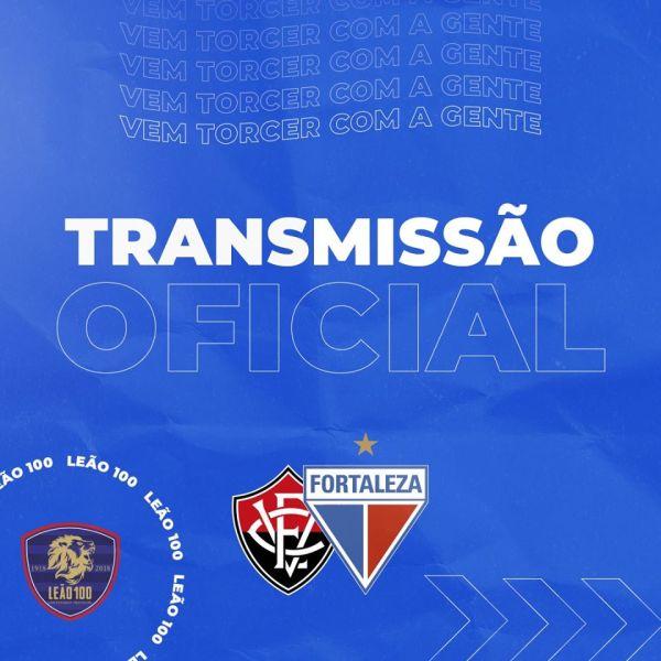 Vitória x Fortaleza: veja como assistir ao jogo da Copa do Nordeste AO VIVO na TV | Torcedores.com