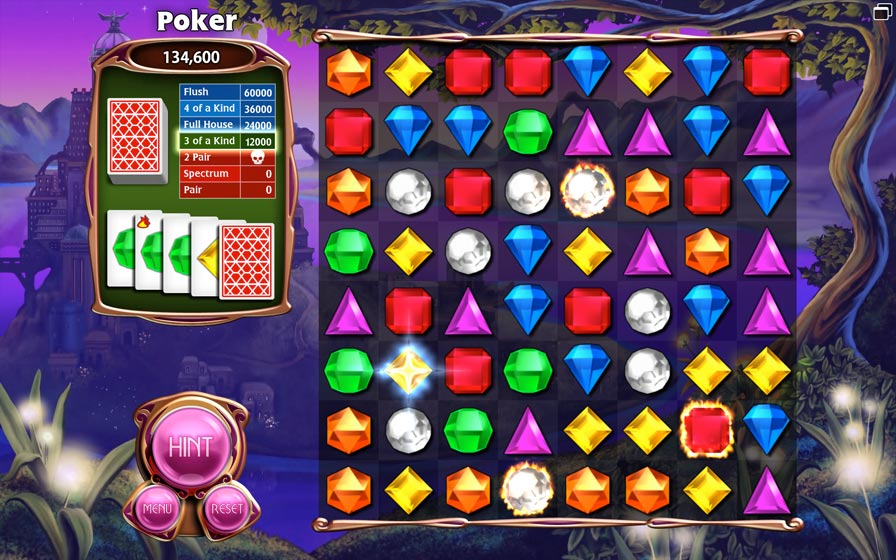 Bejeweled Play Blitz Facebook