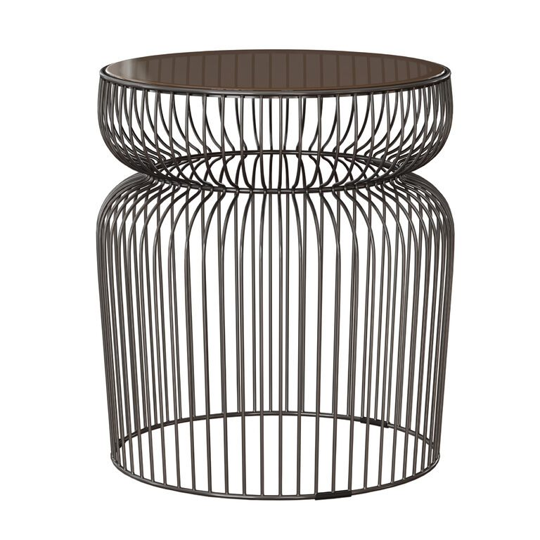 crate and barrel coffee table spoke glass metal end table 3d model download 3d model crate and barrel coffee table spoke glass metal end table