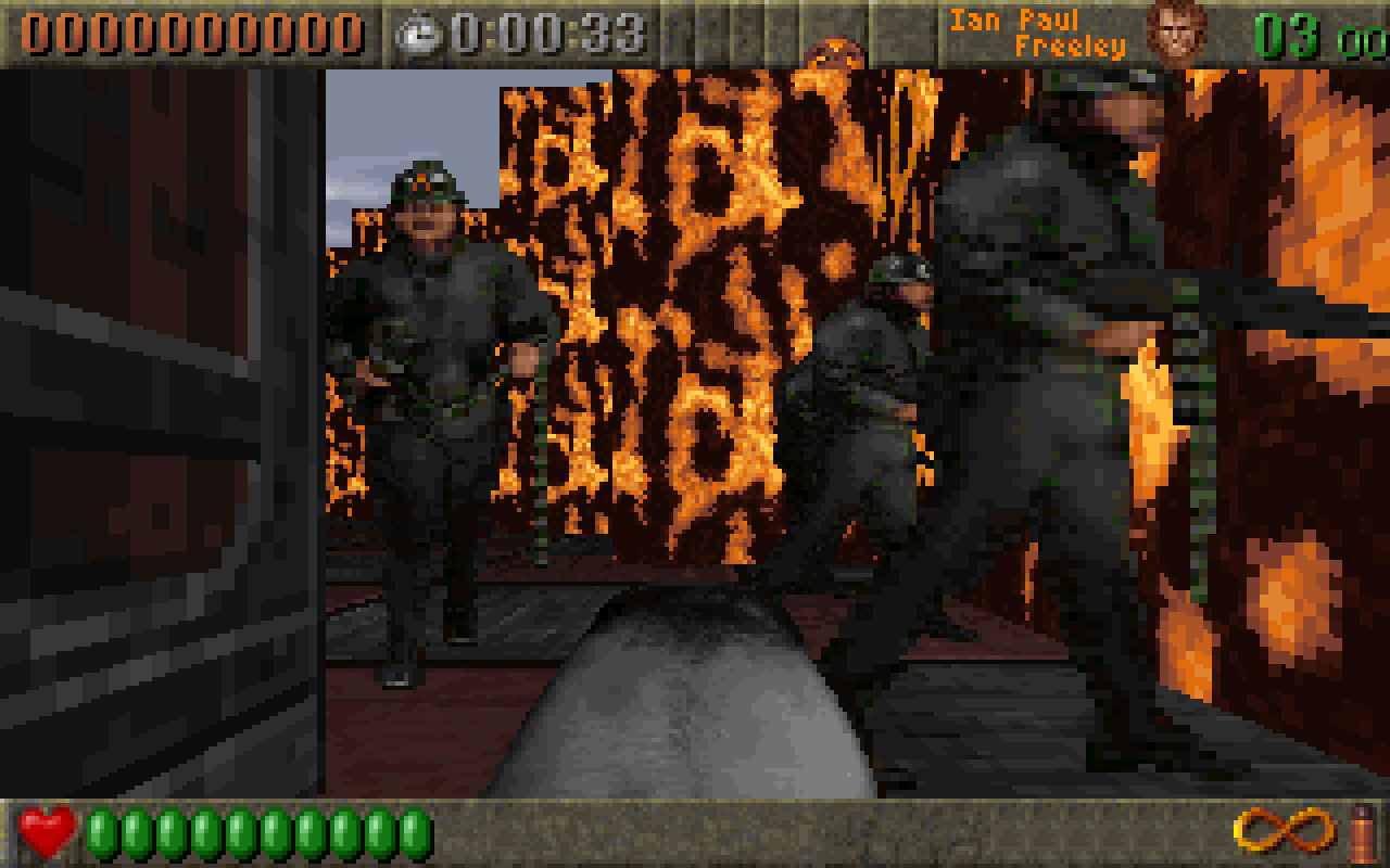 Rise Of The Triad Dark War 3D Realms Firepower Matters