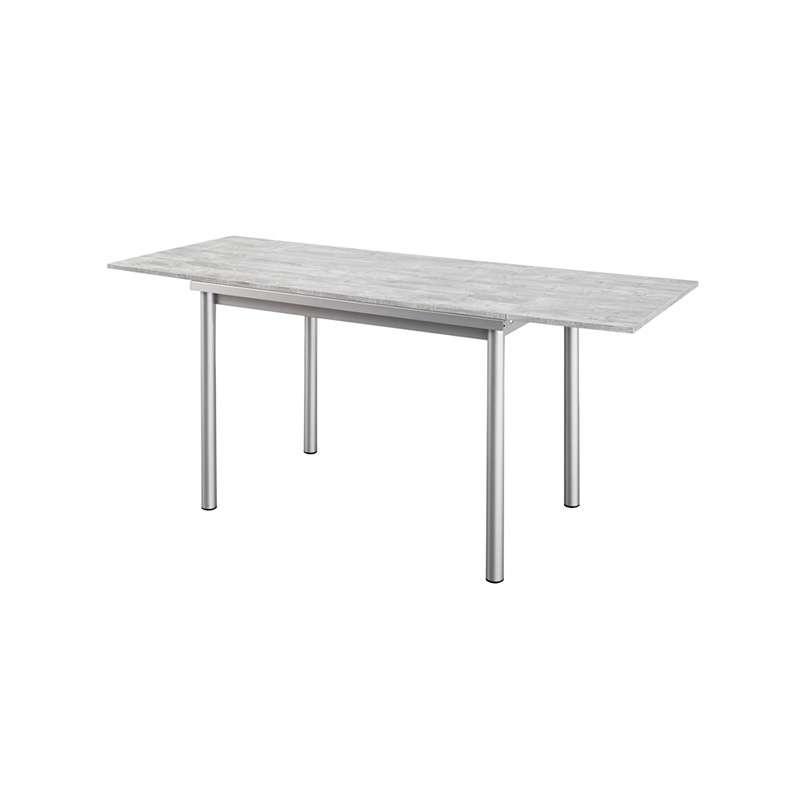 table de cuisine en stratifie avec allonges basic