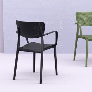 chaise avec accoudoirs achat en ligne