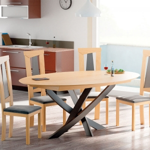 table ovale extensible achat en ligne