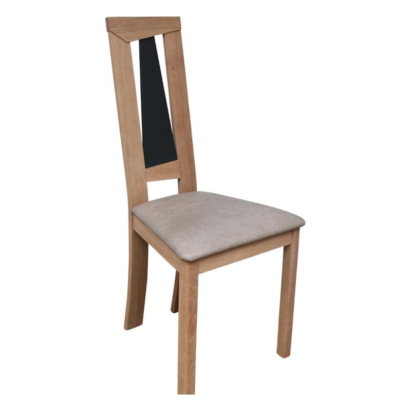 chaise de salle a manger contemporaine fabrication francaise tower 1800l