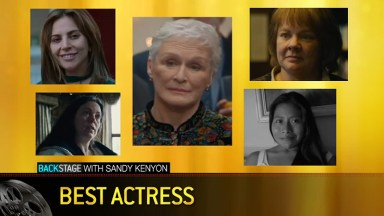 From Lady Gaga to Glenn Close: The race for Best Actress