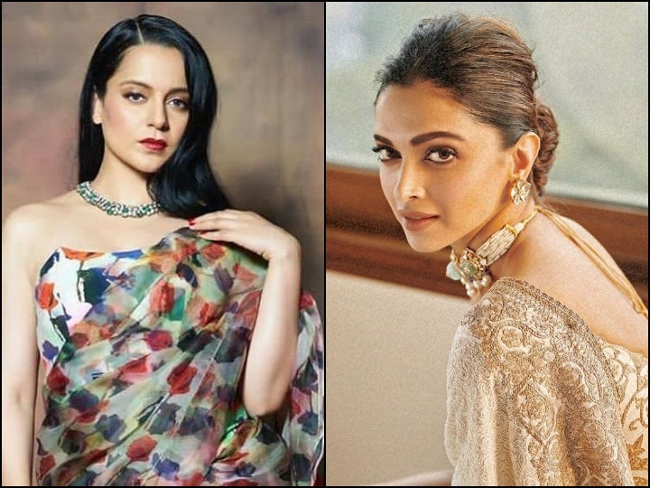 Kangana Ranaut Takes Dig At Deepika Padukone For Her 'Repeat After