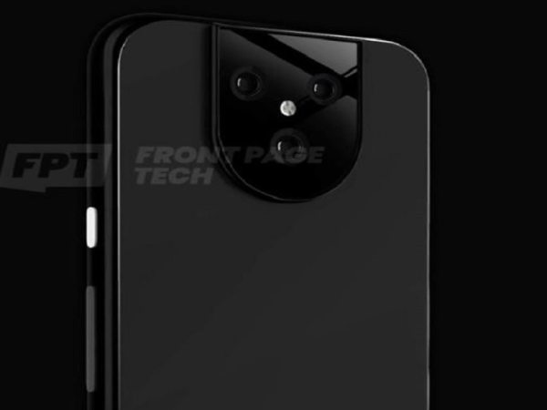 Photo Of Google Pixel 5 XL Design Leaked And Triple Camera Setup Visible