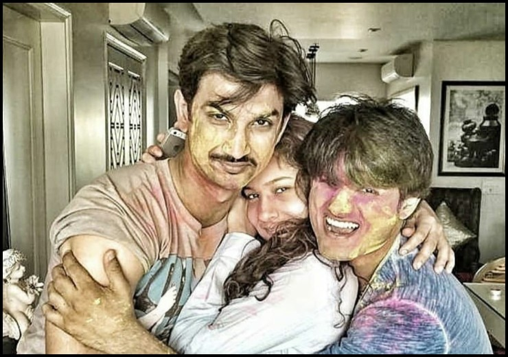 A close friend of Sushant Singh Rajput said - Only EX girlfriend Ankita Lokhande could save him from death- ANN