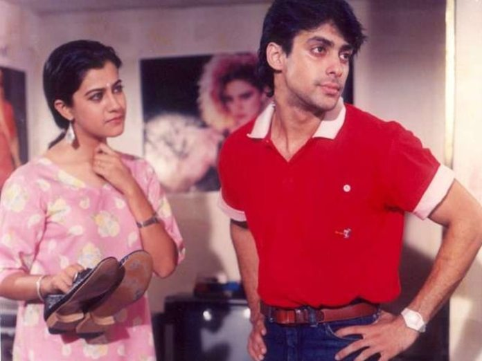 Salman Khan was not happy with his debut film Biwi Ho To Aisi, seeing his acting, the family got sleepy.