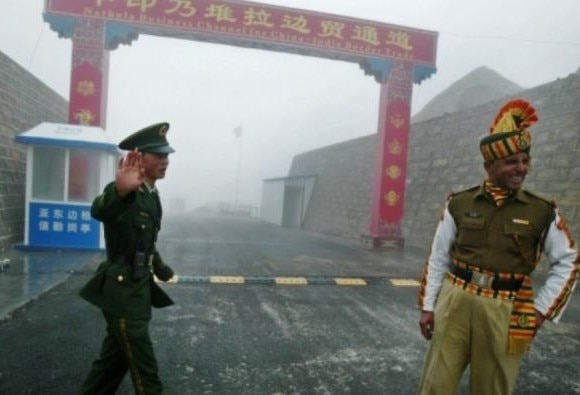 INDIAN ARMY'S AGGRESSIVE POSTURE IN DOKLAM