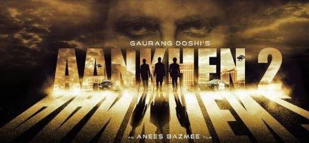 Image result for Aankhen 2 poster