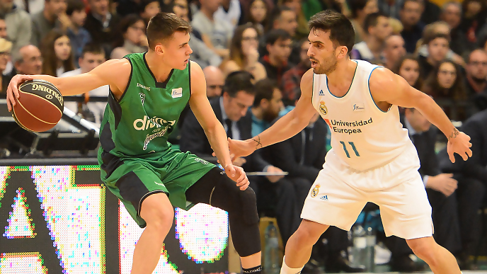 Real Madrid Baloncesto Campazzo