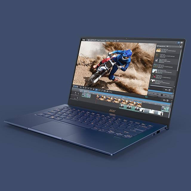 La flamante Acer Swift 5