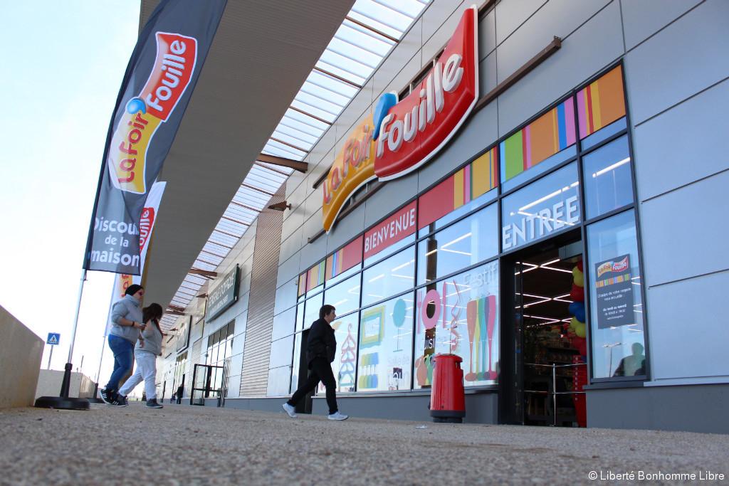 La Zone Commerciale De Cora S Agrandit Liberte Caen