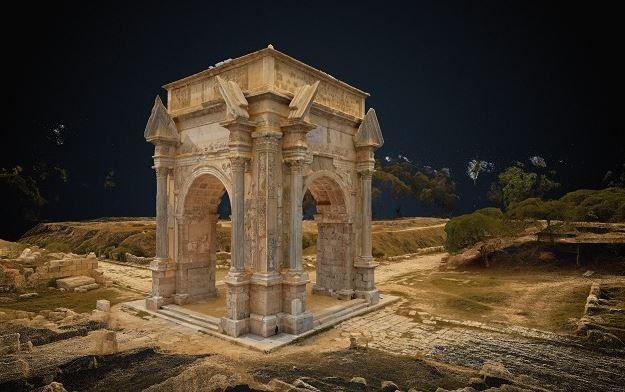 L'exposition Bâtir un empire au Musée de la Romanité à Nîmes