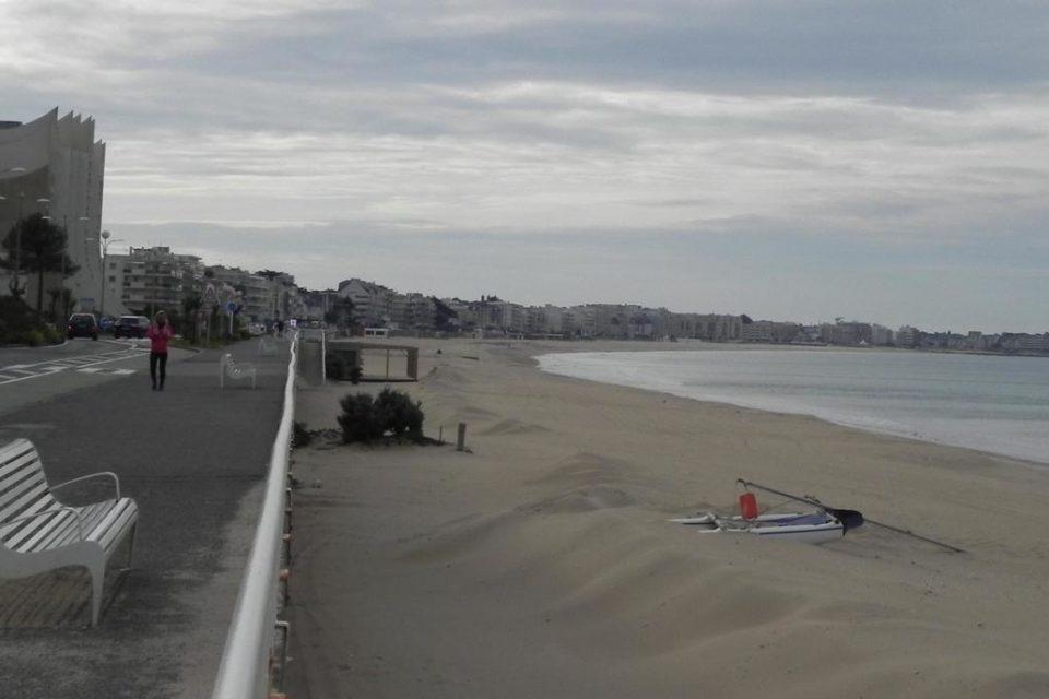 les plages de la baule et de pornichet