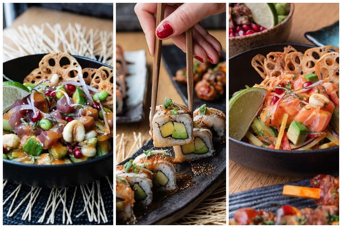 sushi installe son premier restaurant
