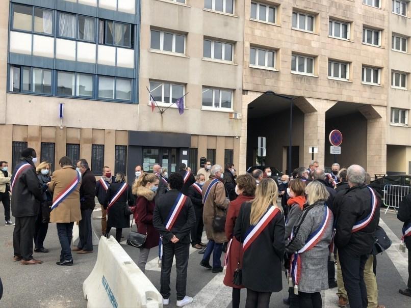 élus commissariat champigny-sur-marne