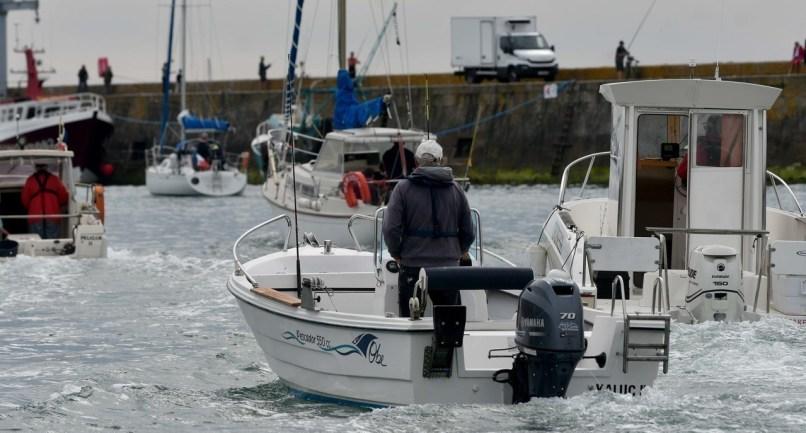 Dès ce lundi 2 novembre 2020, les plaisanciers ne peuvent plus prendre la mer dans la Manche. Il faudra attendre la fin du confinement pour quitter le port.