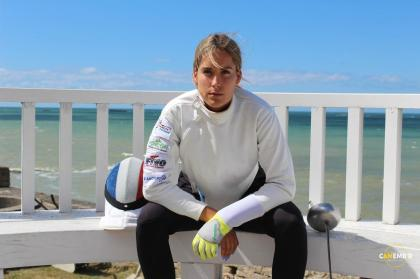 Cliff.  Camille Hermay desires to take part within the 2024 Olympic Video games in fencing